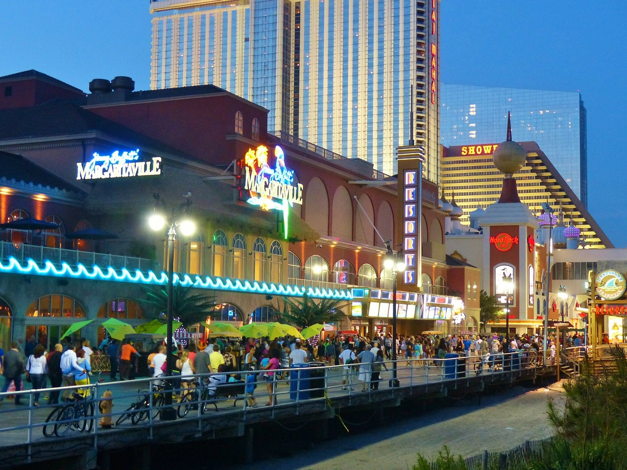 New Jersey Casinos: Best Gaming in the East Coast