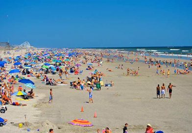 Beaches in New Jersey