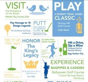 A Dozen Great Golf Outings in New Jersey